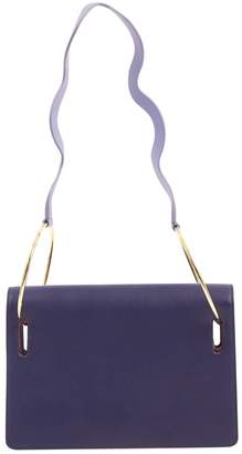 Roksanda Purple Leather Handbags