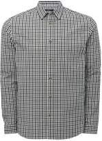M&Co Long sleeve gingham shirt
