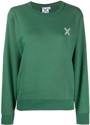 Kenzo Chest Logo Print Sweatshirt