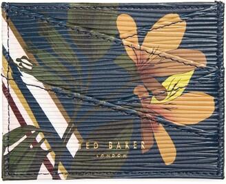 Ted Baker Silsi Savannah Leather Card Case