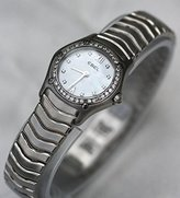 Ebel Watches Classic Mini Diamond Hour Markers Diamond Bezel Dial Swiss Women's Watch
