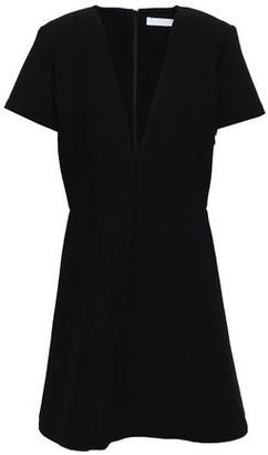 Chloé Wool-crepe Mini Dress