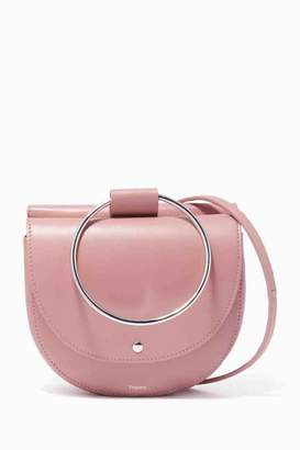 Theory \N Pink Leather Handbags