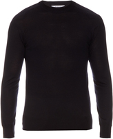 Givenchy Cuban-fit wool sweater