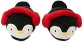 Forever 21 FOREVER 21+ Penguin Earmuff Slippers