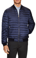 Prada Quilted Bomber Jacket