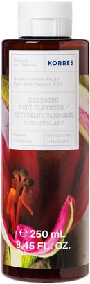 Korres Golden Passionfruit Renewing Body Cleanser 250Ml