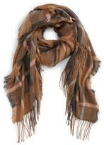 Madewell Women's Plaid Scarf