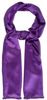 Bajra Cashmere & Silk-Blend Scarf w/ Tags