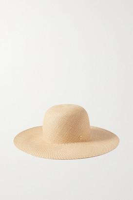 Loro Piana La Fossette Straw Hat - Yellow