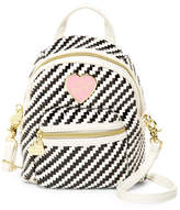 Betsey Johnson Backpack Crossbody