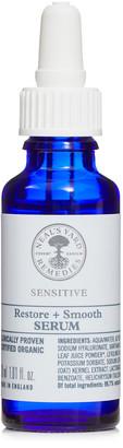 Neal's Yard Remedies Sensitive Restore + Smooth Serum 30Ml