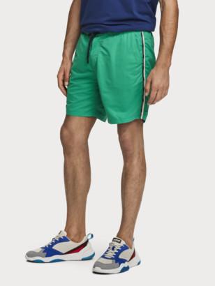 Scotch & Soda Logo Tape Swim Shorts | Men