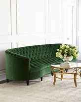 Old Hickory Tannery EASTHAM TUFTED SOFA