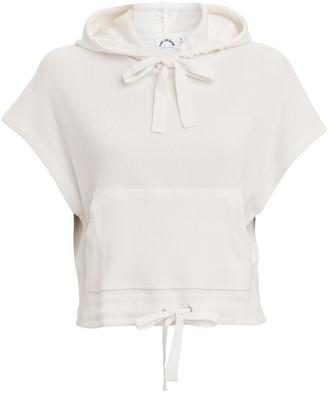 The Upside Ezi Hooded Sleeveless Sweatshirt