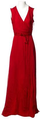Matthew Williamson Red Silk Dresses