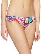 Lepel Women's Sun Kiss Bikini Bottoms,8, 38H (Manufacturer Size:08)