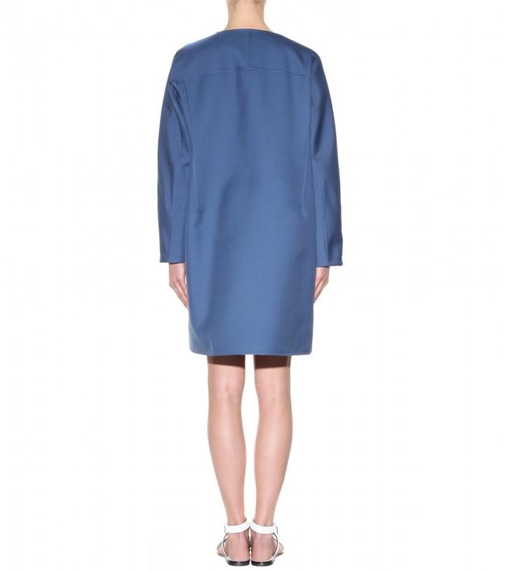 Jil Sander Raipur cotton-twill coat