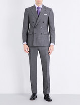 Ralph Lauren Purple Label Slim-fit wool suit