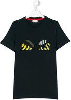 Fendi Teen Bag Bugs T-shirt - kids - Cotton - 14 yrs