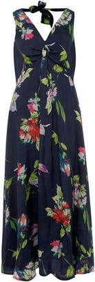 Phase Eight Floral Trapeze Dress