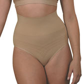 Carnival Seamless Mid Waist Control Brief Firm Control Control Briefs