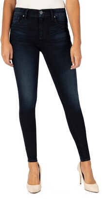 KUT from the Kloth Mia Fab Ab High Waist Toothpick Skinny Jeans