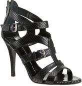 Gladiator Sandal - Black