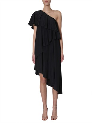 Lanvin Asymmetrical Dress