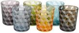 Pols Potten Tumbler Blocks - Multicoloured - Set of 6
