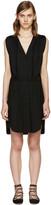Etoile Isabel Marant Black Nicky Dress