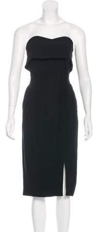 Alexis Sleeveless Midi Dress w/ Tags