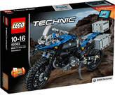 Lego Technic BMW R 1200 GS replica