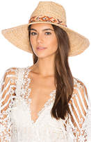 Ale By Alessandra Indio Hat in Cream.