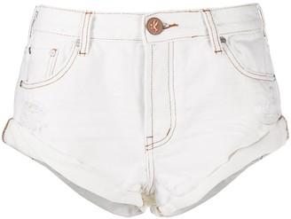 One Teaspoon Beauty Bandit shorts