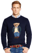 Polo Ralph Lauren Preppy Polo Bear Sweater