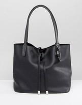 Glamorous Slouch Shoulder Bag In Black