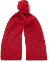 Inis Meáin - Donegal Merino Wool and Cashmere-Blend Scarf