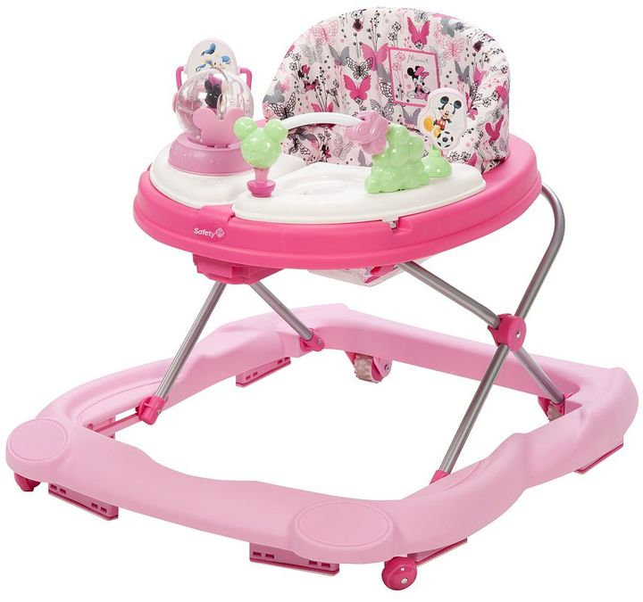 Safety 1st Disney mickey mouse & friends minnie mouse music & lights walker