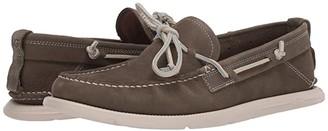 UGG Beach Moc Slip-On (Moss Green) Men's Shoes