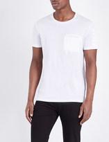 Burberry Crewneck cotton-jersey t-shirt