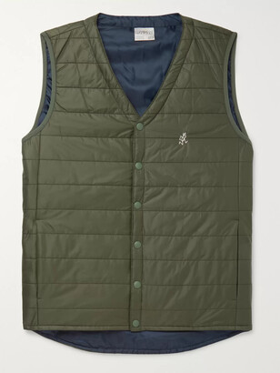 Gramicci Quilted Shell Gilet