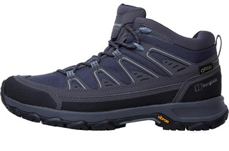 Berghaus Womens Explorer Active GORE-TEX Tech Boots Dark Grey/Grey