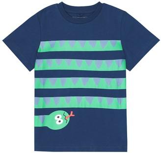 Stella McCartney Kids Organic cotton T-shirt