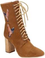 Heine Lace-Up 'Humming Bird' Boots