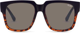 Quay 'On the Prowl' 55mm Square Sunglasses
