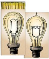 HomArt Light Bulb Matches
