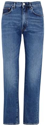 Totême Original Blue Straight-leg Jeans