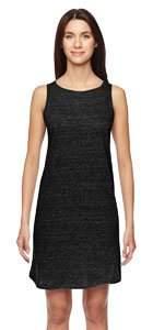 Alternative Women's Eco Nep Jersey Nautical Tank Dress