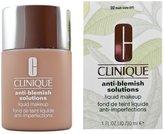 Clinique Liquid Makeup No. 02 Fresh Ivory Foundation for Women, 1 Oz